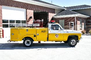 Auxiliary 81 Fire Truck