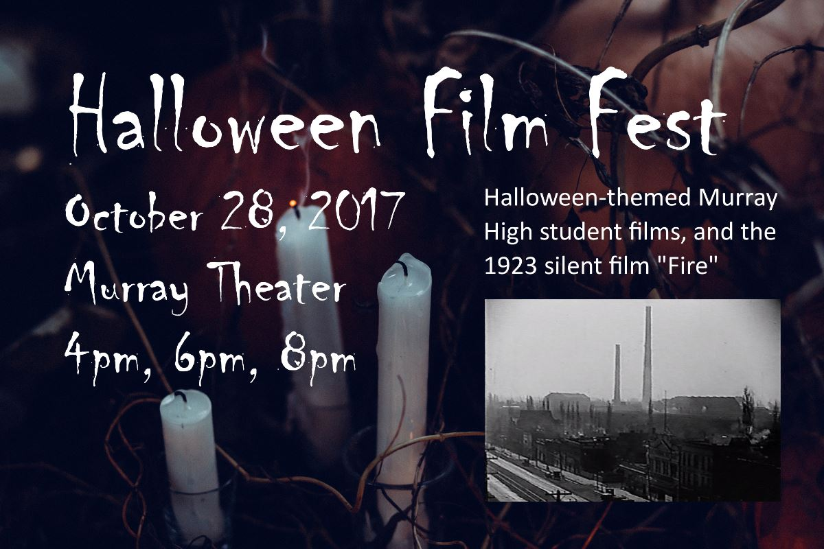 halloween film fest