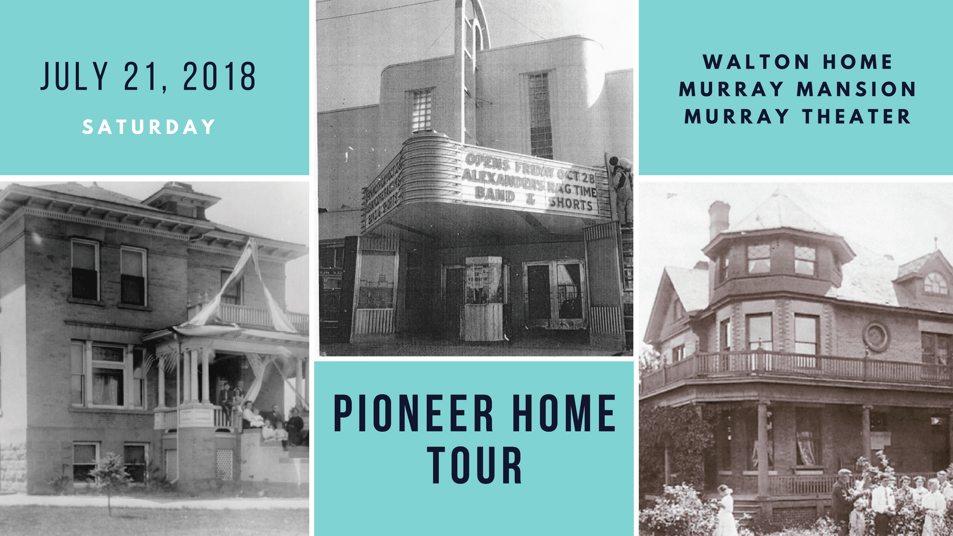 Pioneer Home Tour | Murray City, UT - Official Website