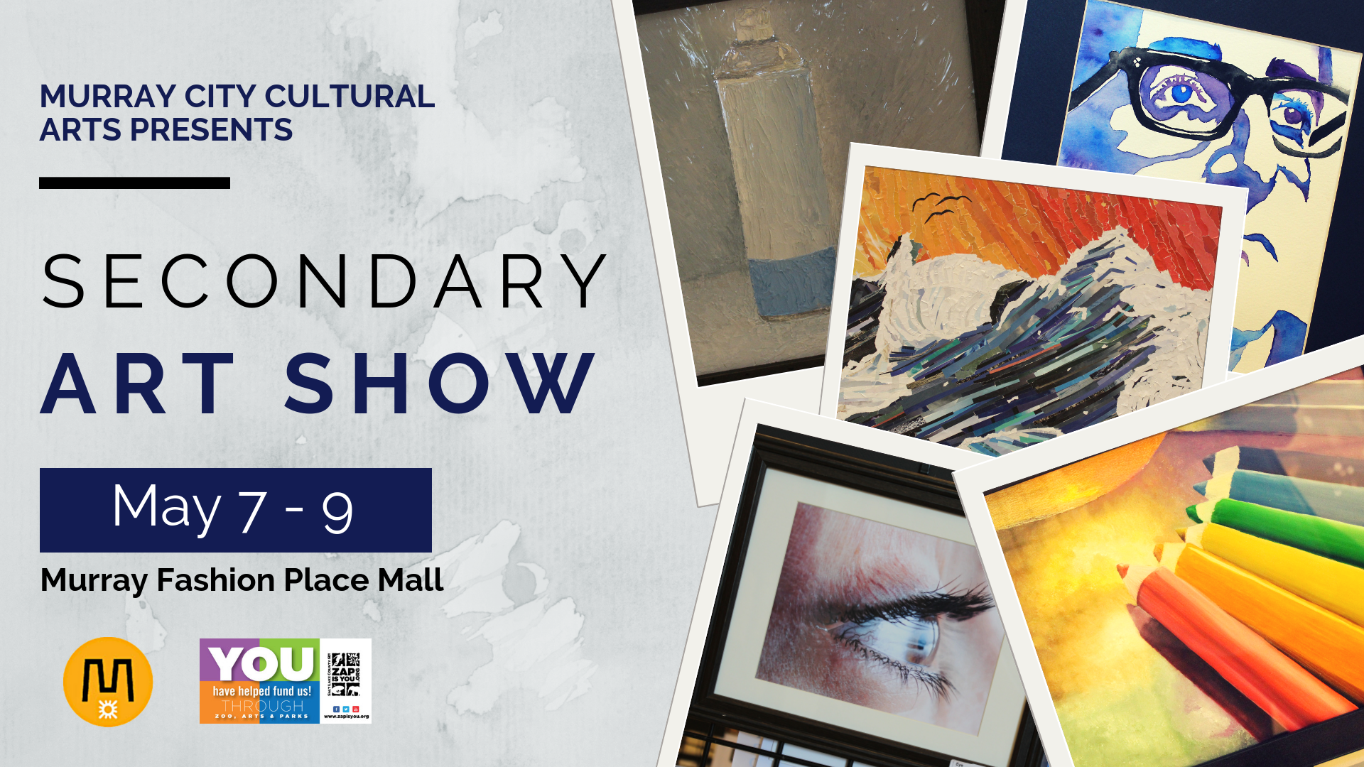 Secondary Art Show Murray City Ut Official Website