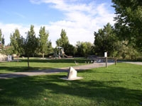 Jordan River Parkway trail